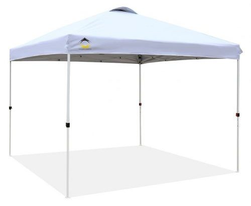 CROWN SHADES Patented 10ft x 10ft Outdoor Pop up