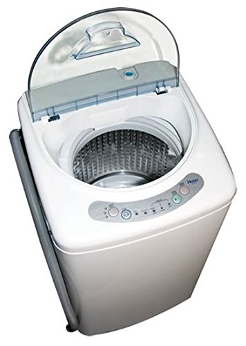 Haier HLP21N Pulsator 1-Cubic-Foot Portable Washer - Best Mini Washing Machines