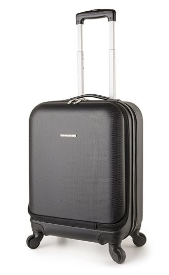 "TravelCross Boston 19"" Carry On Lightweight Hardshell Spinner Luggage-Lightweight Luggages"