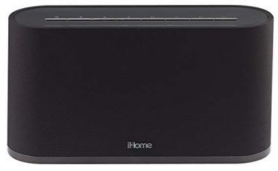 5. iHome iW2 AirPlay Wireless Stereo Speaker System: