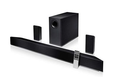 7. Vizio 5.1 Home Theater Sound Bar: