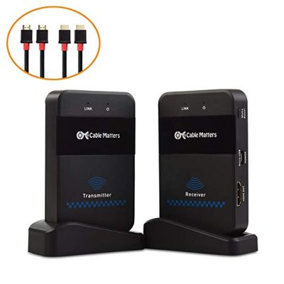 6. Cable Matters Wireless HDMI Transmitter: