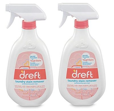 4. Dreft Stain Remover (Pack of 2):