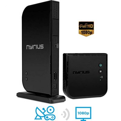 3. Nyrius ARIES Home HDMI Digital Wireless Transmitter & Receiver: