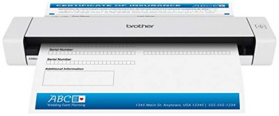 8. Brother Mobile Color Page Scanner (DS-620):