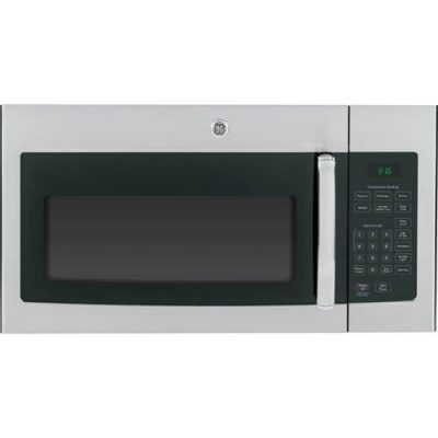 "8. GE JVM3160RFSS 30"" Over-the-Range Microwave Oven:"