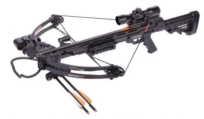 4. CenterPoint Sniper 370- Crossbow Package: