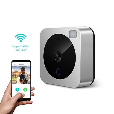 8. Vuebell, WiFi Video Doorbell:
