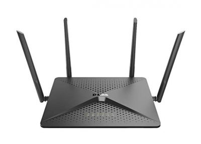 7. D-Link EXO AC2600 MU-MIMO Wi-Fi Router: