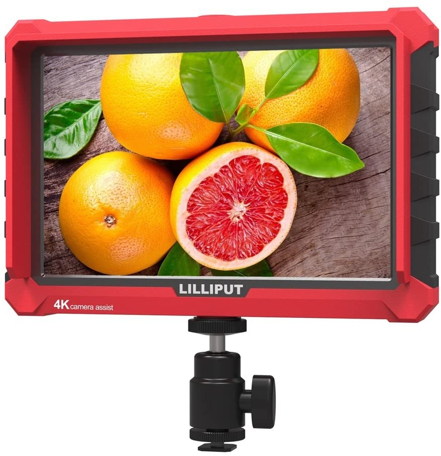 Lilliput A7s Full HD 7 Inch Monitor With 4K Camera Assist
