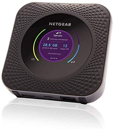 NETGEAR Nighthawk M1 Mobile Hotspot 4G LTE Wireless Travel Routers