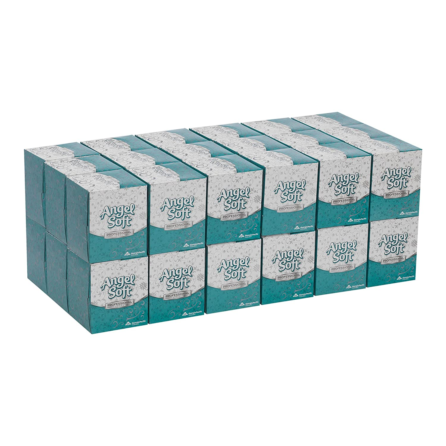 Georgia-Pacific Angel Soft Professional Series 2-Ply Facial Tissue by GP PRO